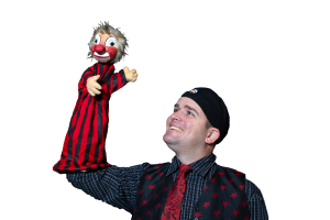 Cut-out-Puppet